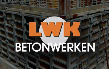 Website LWK Betonwerken